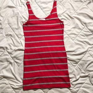 Striped Cami Mini Dress